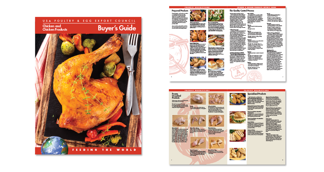 USAPEEC Chicken Buyer's Guide