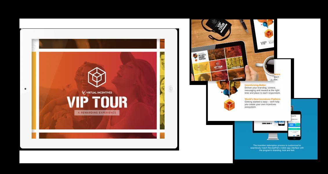 Virtual Incentives VIP Tour prezi